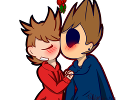 Tord X Tom (Contest) by Vansa-Chan