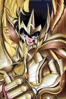 Aioros Soul of Gold by EtaminDraconis