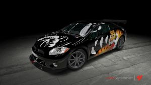 Mitsubishi Eclipse GT - Need For Speed: Most Wante by OutcastOne