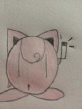 M.i.t.m Character-Jigglypuff by MeleeInTheMiddle