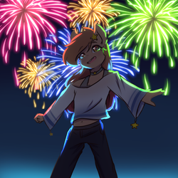 Happy New Years! by Myralilth