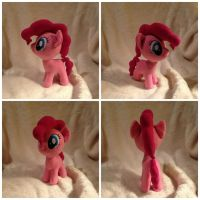 Mini Pinkie Pie Plush by PlushatiersINC