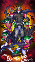 The Batman who Laughs by Corazon-Alro4