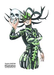 Hela by VirginieSiveton
