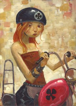 Club Racer by jasinski