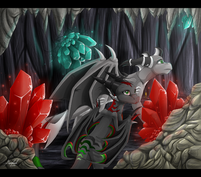 .:In a Mystery Place:. by Rorita-Sakura