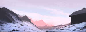 snow and stuff by ehecod