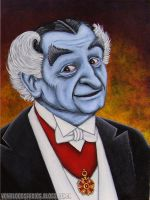Grandpa Munster by vonblood