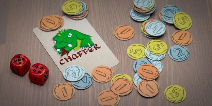 Chaffer Play Money by Be-Liebig