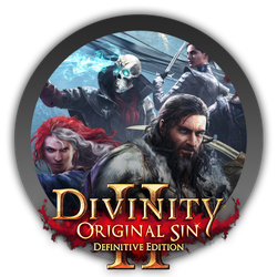 Divinity Original Sin 2 Definitive Edition - Icon by Blagoicons