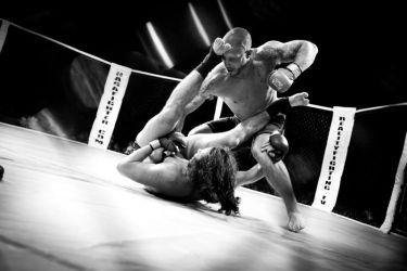 MMA by henster311