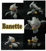 Weekly Sculpture: Banette