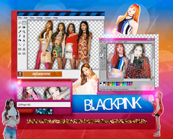Pack Png 225 | BLACKPINK | #2 by IDreamWithFire