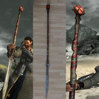 Making the Staff of Parthalan by Cosplay4UsAll