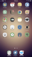 First upload of theme  by crexiah