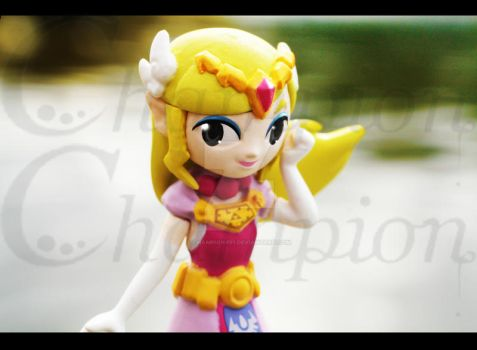Zelda WW - toy 2 by Championx91