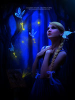 Book of Dreams by MysticSerenity