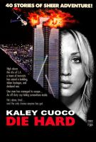 Die Hard Poster with Kaley Cuoco by Big-Al-Son86