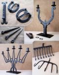 Forged objects 15 by Astalo