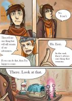 One Thing, page 3 by LilianMuttonfudge