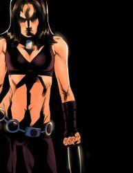 X - is for X-23 by anklesnsocks