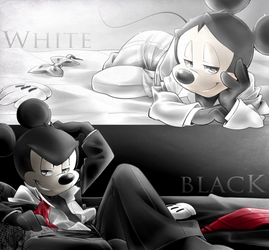 Big Band Beat's Mickey by hentaib2319