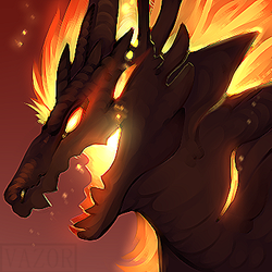 Mother of Fire by VAZ0R