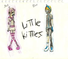 Little  Vocaliods by StygianRecluse