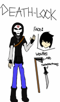 DEATH-LOCK by the-pyro-gamer