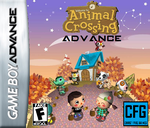 Animal Crossing Advance by CK47