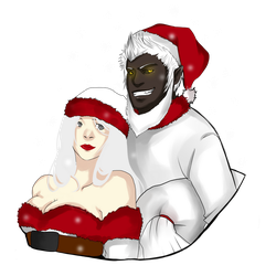 Merry Christmasssssssssssss by MidnightZone