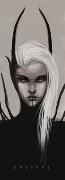 Abyssal by Banished-shadow