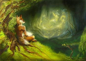 Whenever I Read - Enhanced by AlectorFencer