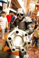 TGS Con 2010 - Unknown by Constrictorz