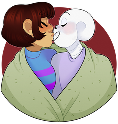 Blanketed With Kisses by WhisperSeas