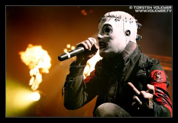 Slipknot live - Berlin 2008 by Torsten-Volkmer