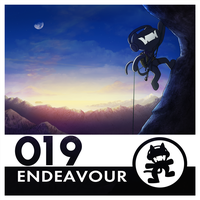 Monstercat Album Cover 019: Endeavour by petirep