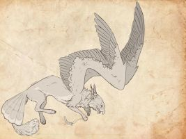 Griffin by RivenTear