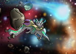 Racing with the stars (ArtOffer) by AuttumntheGuardian