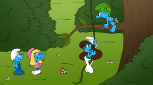 Double Date by Shini-Smurf