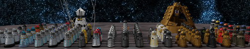All The Daleks by Fhaolan