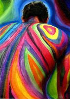 Body Painting by CaducaNix