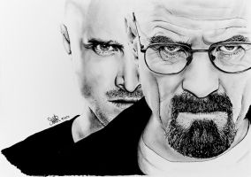 Breaking Bad by SMACK0969