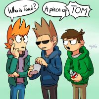 Eddsworld - Best friends by LordCorale