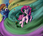 Sweet surprise by CometFire1990