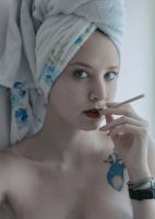 Afther bath I by photoutopia