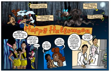 Halloween Story 2015 Part 4 by wpmorse