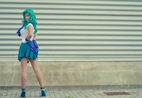 Sailor Neptune by DianaBlack
