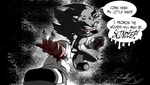 Sonic the comic character: Fleetway Super Sonic by TheMagyar
