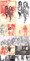 Sketchdump: Perspectives by e1n